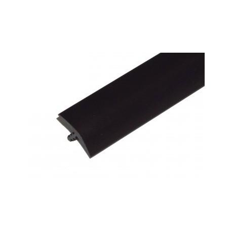 T-molding 18mm noir