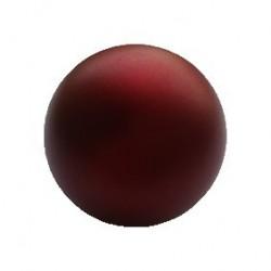 Boules aluminium rouge