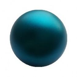 Boules aluminium bleue
