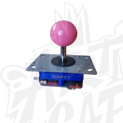 joystick zippy tige courte rose