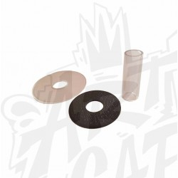 shaft cover SANWA JLF-CD-CS transparent clear