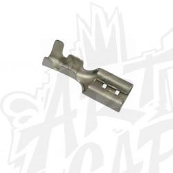 Cosse 4.8mm à sertir