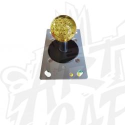 Joystick lumineux jaune