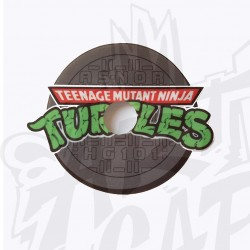 Dust cover Ninja Turtles