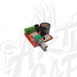 Mini amplificateur stéréo