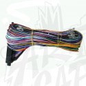 Câble jamma 1m50 cosses 2.8mm