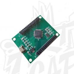 HID encodeur analogique deux joueurs XM-07