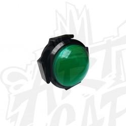 Bouton 63mm dôme vert