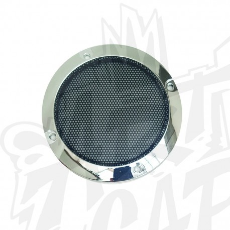 Grille 95mm chrome