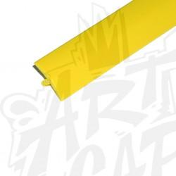 T-molding 16mm jaune