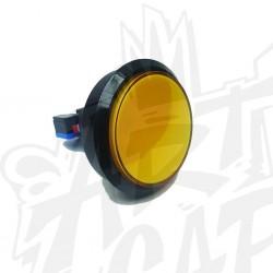 Bouton lumineux 63mm jaune