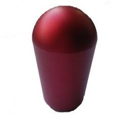 Poire aluminium rouge