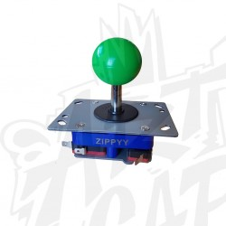 joystick zippy tige courte vert