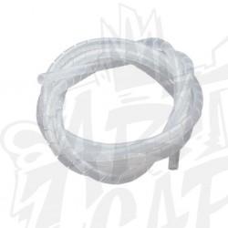 Gaine de rangement pour câble transparente rouleau