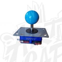 joystick zippy tige courte bleu