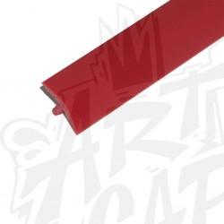 T-molding 16mm rouge