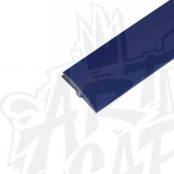 T-molding 19mm bleu